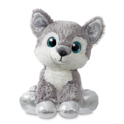 Sparkle Tales Blizzard Husky Dog 12In