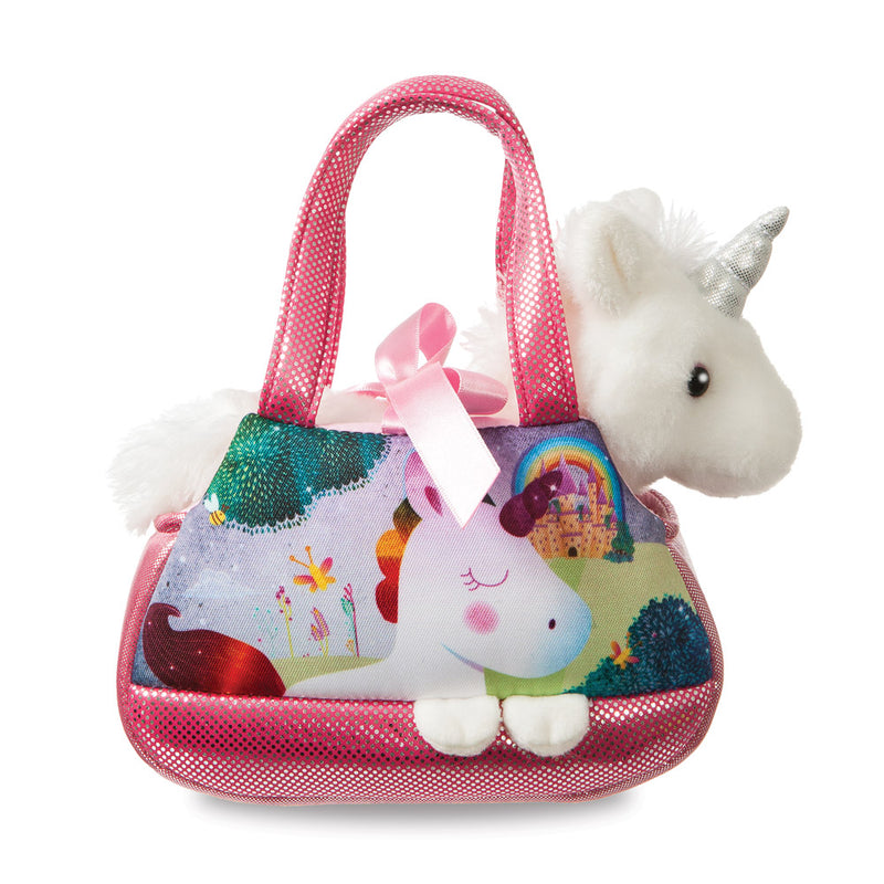 Sparkle Tales Melody Unicorn Fancy Pal - Aurora World LTD