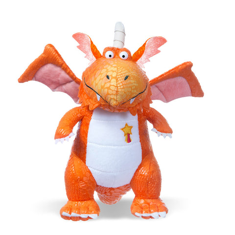 Zog the dragon soft toy