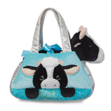 Fancy Pal Peek-a-Boo Cow - Aurora World LTD
