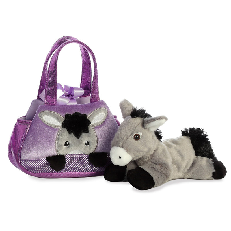 Fancy Pal Peek-a-Boo Donkey - Aurora World LTD