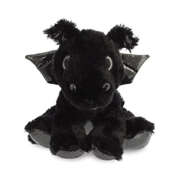 Sparkle Tales Onyx Black Dragon - Aurora World LTD