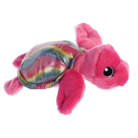 Sparkle Tales Oceana Hot Pink Turtle