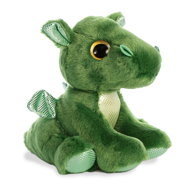 Sparkle Tales Rumble Green Dragon - Aurora World LTD