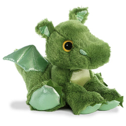 Dragon cuddly toy