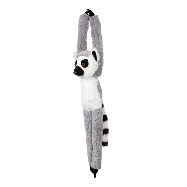 Hanging Lemur - Grey - Aurora World LTD