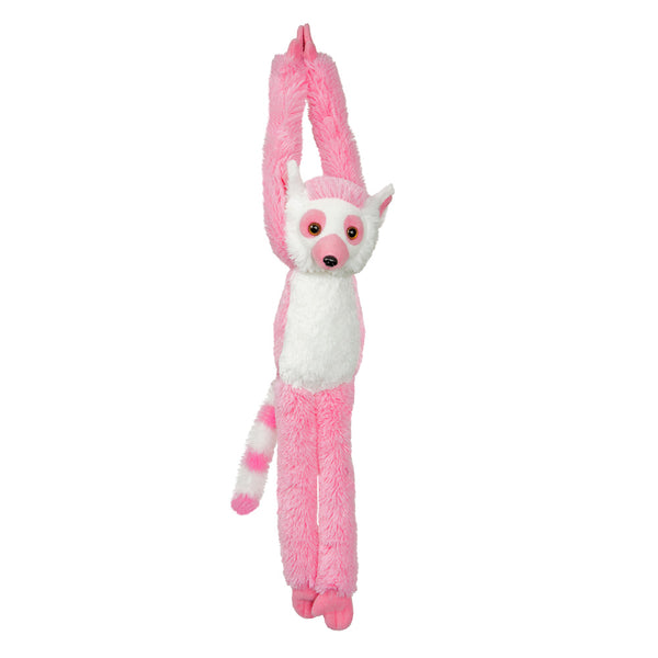 Hanging Lemur - Pink - Aurora World LTD