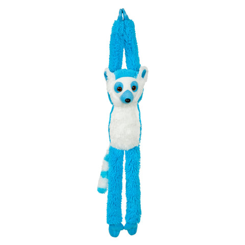 Hanging Lemur - Blue