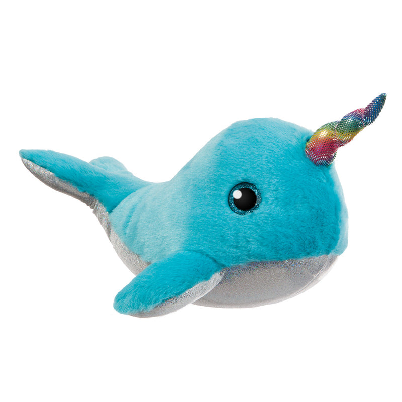 Sparkle Tales Arctic Narwhal Aqua - Aurora World LTD