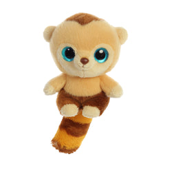 Roodee the Capuchin Monkey from the YooHoo collection soft toy – 5 inches - Aurora World LTD