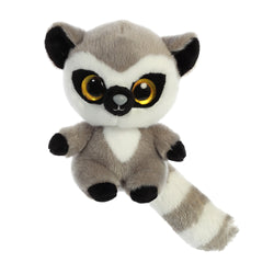 Lemmee The Lemur from the YooHoo collection soft toy – 5 inches - Aurora World LTD