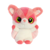 Shooga the Sugar Glider from the YooHoo collection soft toy – 5 inches - Aurora World LTD