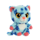Spotee the Cheetah from the YooHoo collection soft toy – 5 inches - Aurora World LTD