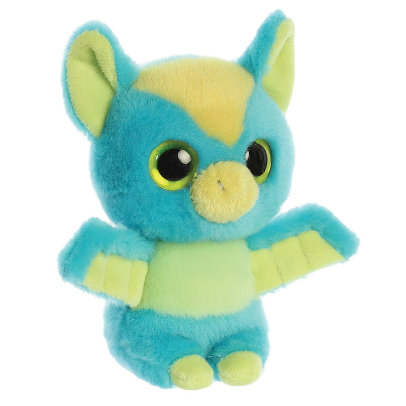 Batu the Fruit Bat from the YooHoo collection soft toy – 5 inches - Aurora World LTD