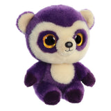 Ricky the Spectacled Bear  from the YooHoo collection soft toy – 5 inches - Aurora World LTD