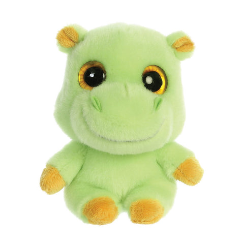 Tamoo the Hippopotamus from the YooHoo collection soft toy – 5 inches - Aurora World LTD