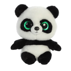 Ringring the Giant Panda from the YooHoo collection soft toy – 5 inches