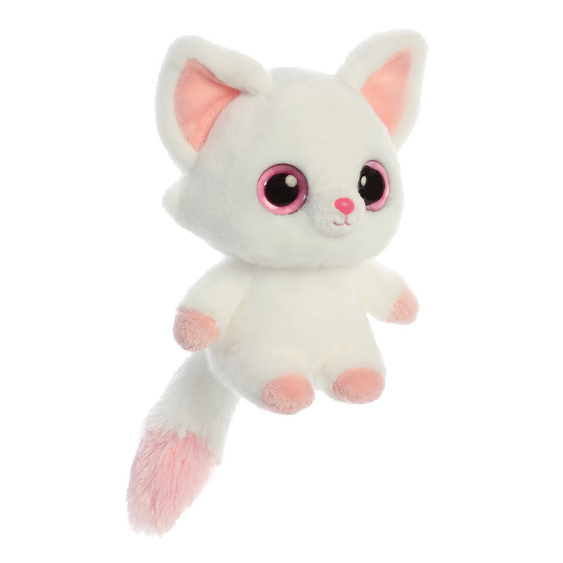 Pammee the Fennec Fox from the YooHoo collection soft toy – 8 inches - Aurora World LTD