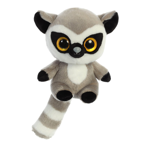 Lemmee The Lemur from the YooHoo collection soft toy – 8 inches - Aurora World LTD