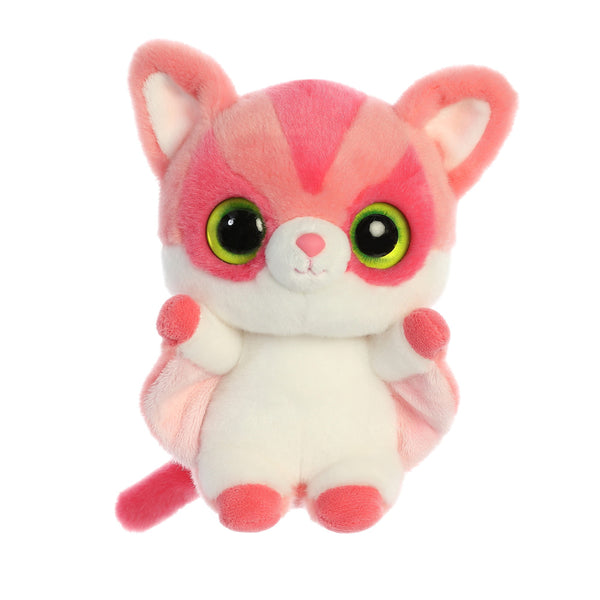 Shooga the Sugar Glider  from the YooHoo collection soft toy – 8 inches - Aurora World LTD