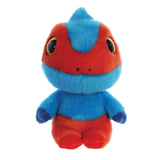 Cammee the Chameleon from the YooHoo collection soft toy – 8 inches - Aurora World LTD