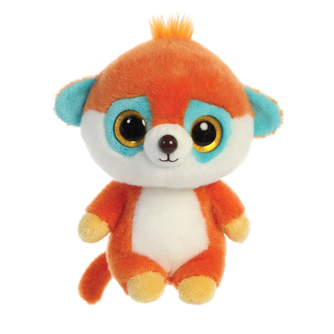 Pookee the Meerkat from the YooHoo collection soft toy – 8 inches - Aurora World LTD