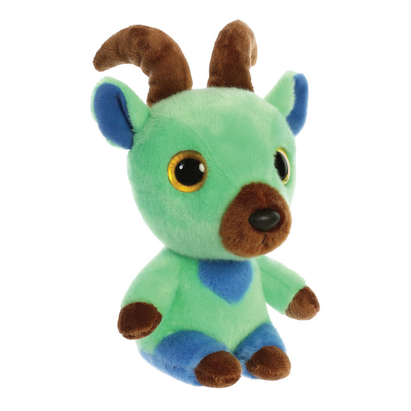 Kicks the Alpine Ibex from the YooHoo collection soft toy – 8 inches - Aurora World LTD