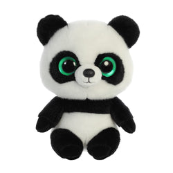 Ringring the Giant Panda from the YooHoo collection soft toy – 8 inches - Aurora World LTD