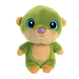 Otis the River Otter from the YooHoo collection soft toy – 8 inches - Aurora World LTD