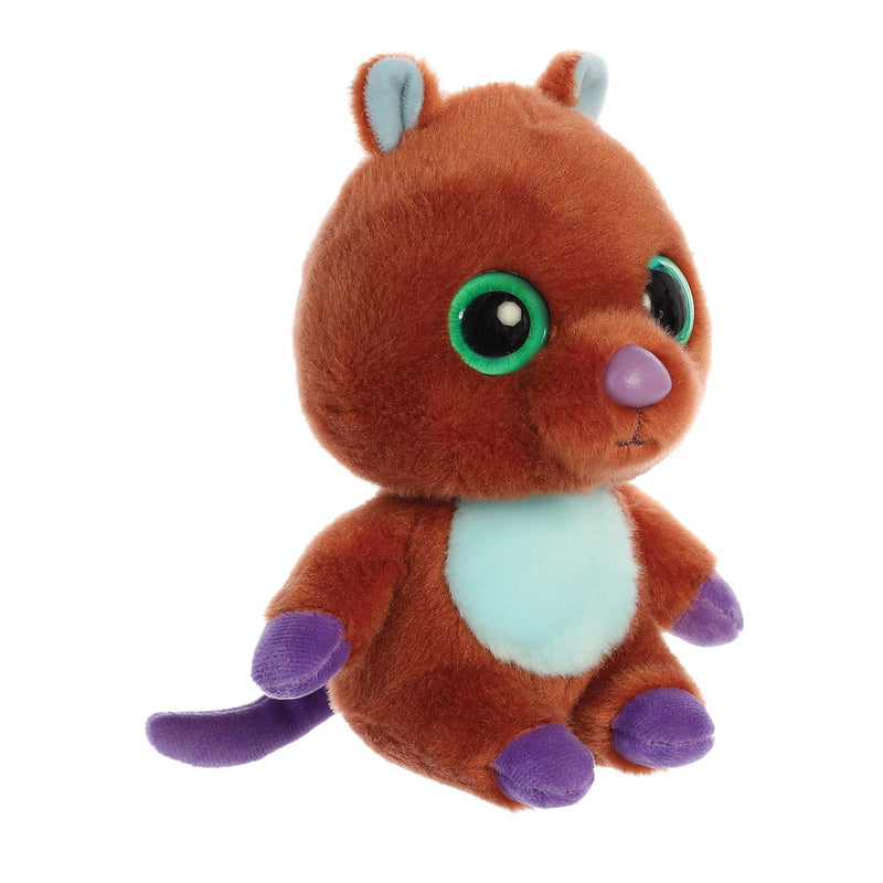 William the Quokka from the YooHoo collection soft toy – 8 inches - Aurora World LTD