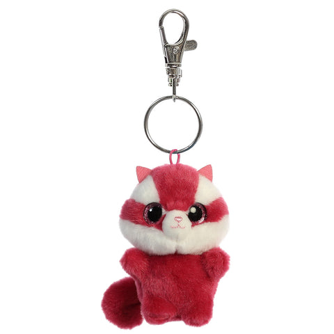 YooHoo, Chewoo Squirrel Keyclip - Aurora World LTD