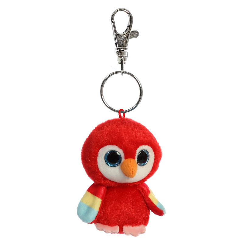YooHoo, Lora Parrot Keyclip - Aurora World LTD