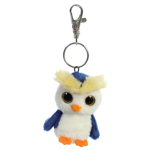 YooHoo, Skipee Rockhopper Penguin Keyclip - Aurora World LTD