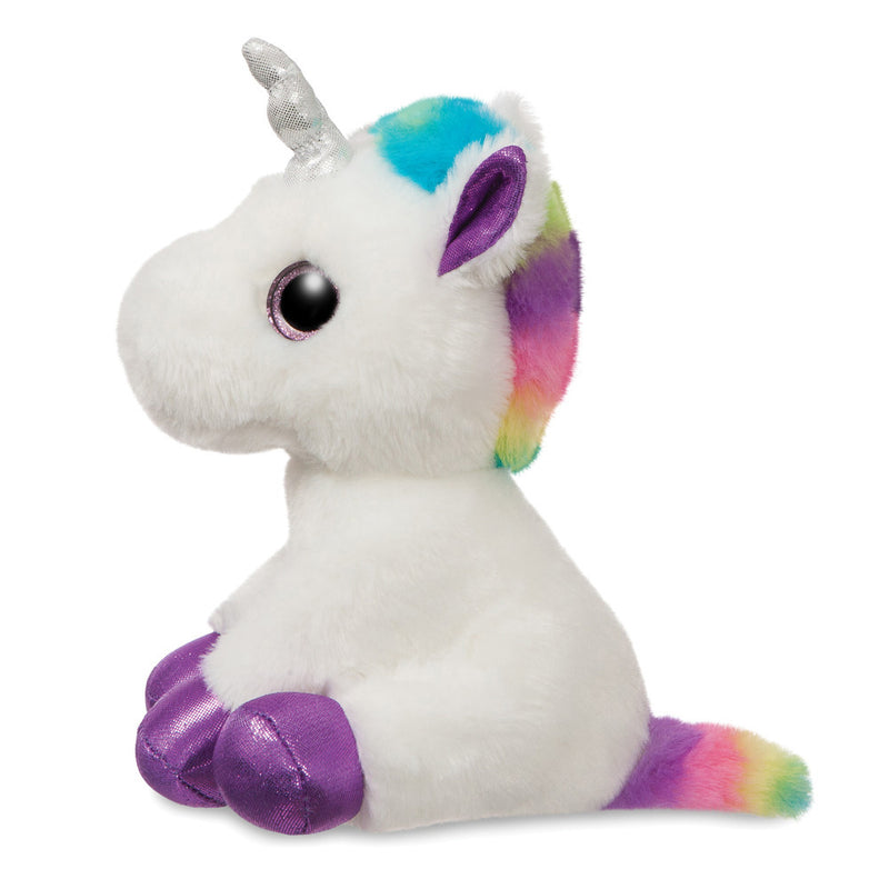 Sparkle Tales unicorn with multi-coloured mane - Aurora World LTD