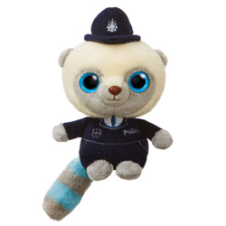 Police officer teddy gift idea