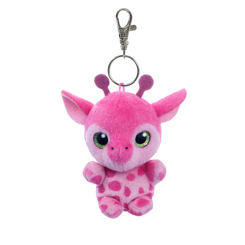 YooHoo Gina the Giraffe Keyclip - Aurora World LTD