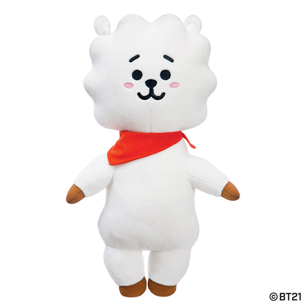 BT21, RJ Soft Toy, Medium, White - Aurora World LTD
