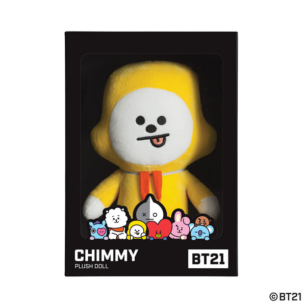 BT21, CHIMMY Soft Toy, Medium, 10In - Aurora World LTD