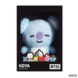 BT21, KOYA Soft Toy, Medium, 9.5In - Aurora World LTD