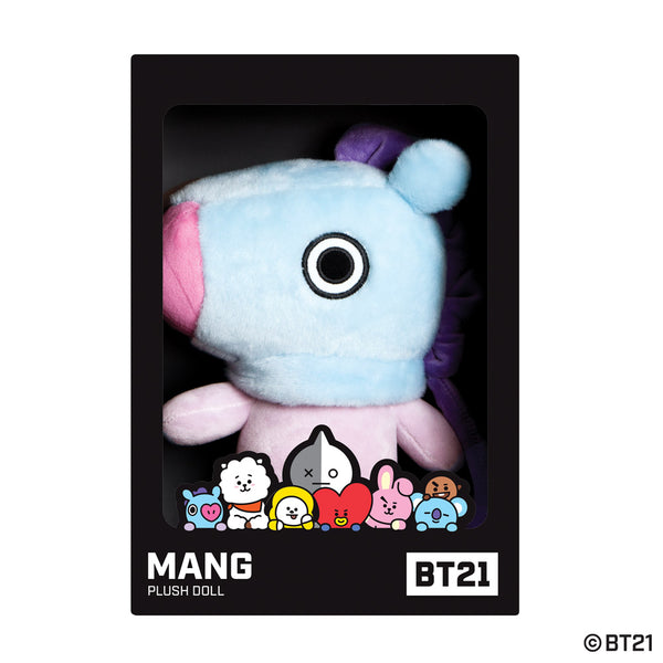 BT21, MANG Soft Toy, Medium, 10In - Aurora World LTD
