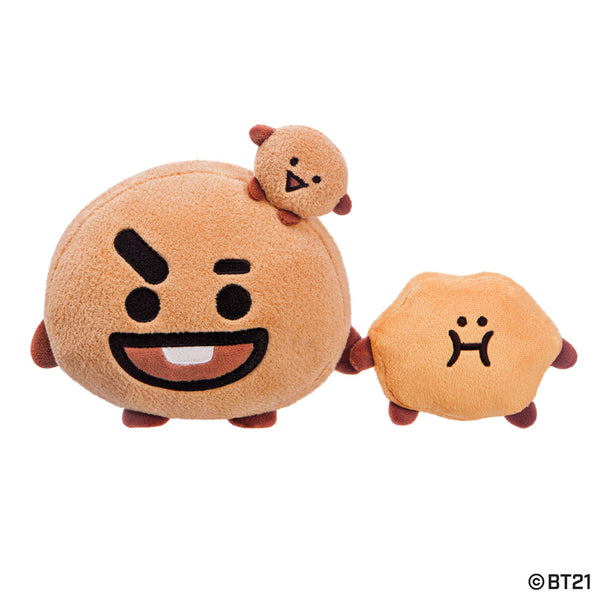 BT21, SHOOKY Soft Toy, Medium, 8In - Aurora World LTD