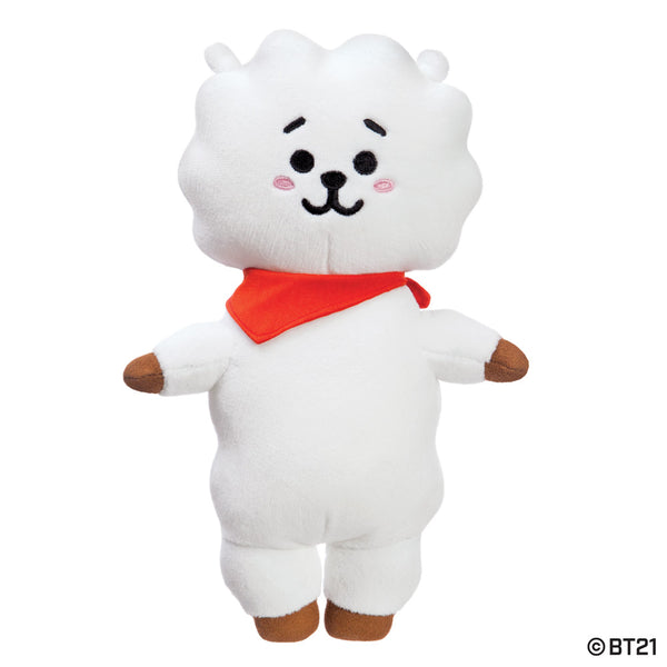 BT21, RJ Soft Toy, Small, White - Aurora World LTD