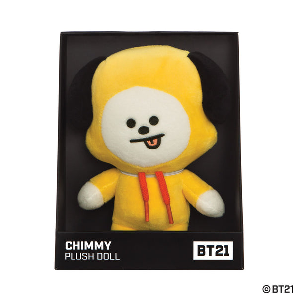BT21, CHIMMY Soft Toy, Small, 6.5In - Aurora World LTD