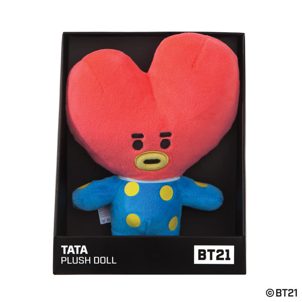 BT21, TATA Soft Toy, Small, 7In - Aurora World LTD