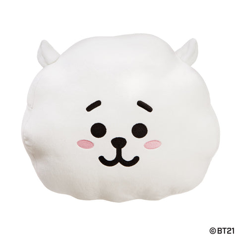 BT21, RJ Plush Cushion, 11In - Aurora World LTD