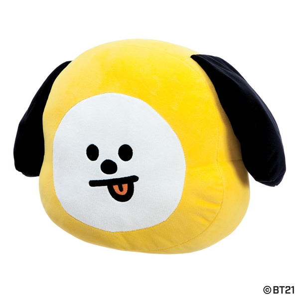 BT21, CHIMMY Plush Cushion, 11In - Aurora World LTD