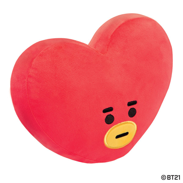 BT21, TATA Plush Cushion, 11In - Aurora World LTD
