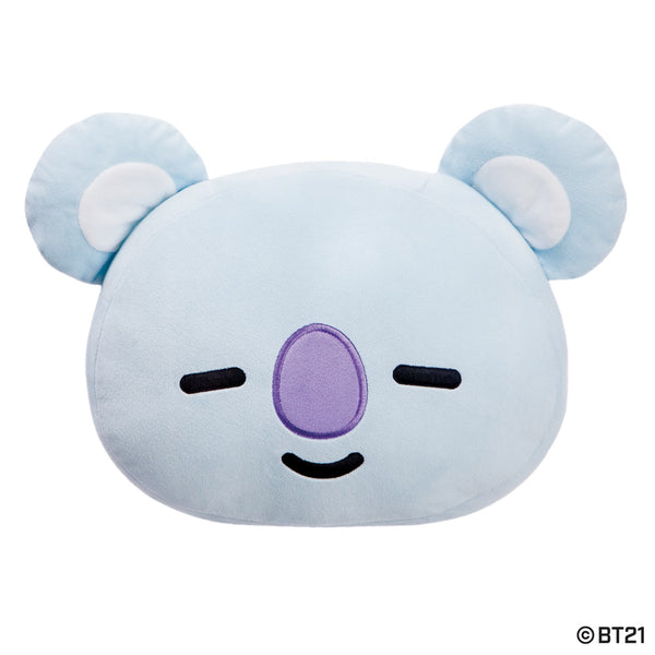 BT21, KOYA Plush Cushion, 11In - Aurora World LTD