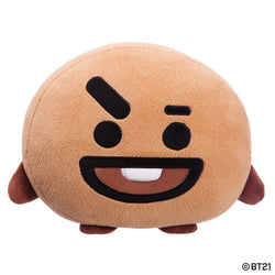 BT21, SHOOKY Plush Cushion, 11In - Aurora World LTD