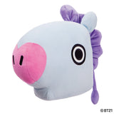 BT21, MANG Plush Cushion, 11In - Aurora World LTD
